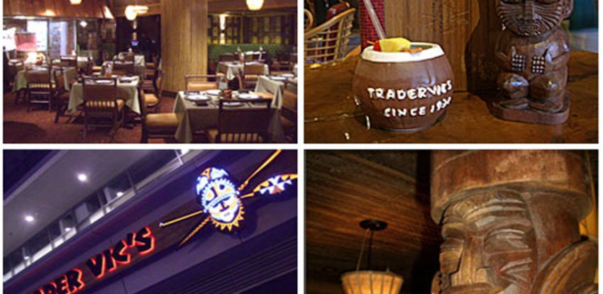Trader Vic's – L.A. Times