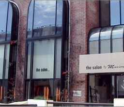 The Salon by Maxime