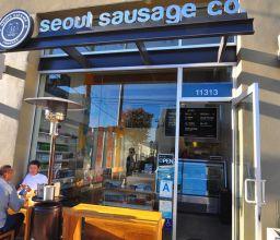 Seoul Sausage Co. Sawtelle