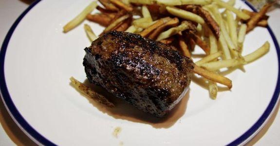 Bourbon Steak -LA Eater