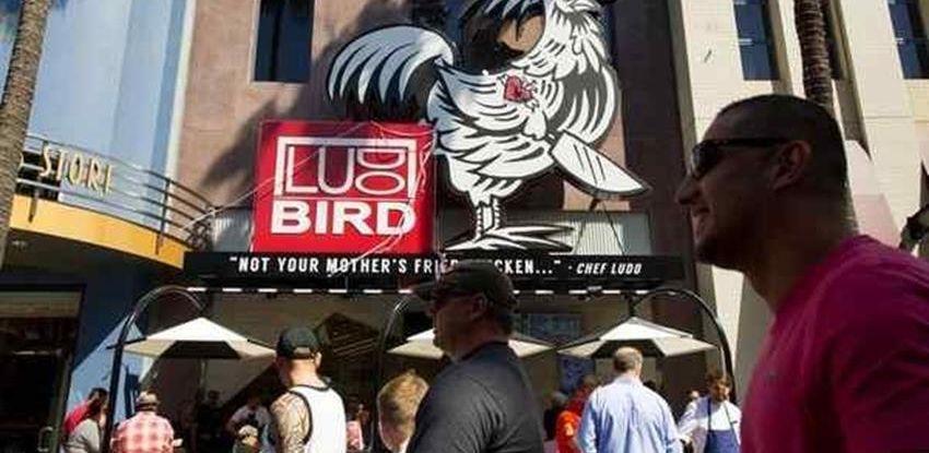 Ludo Bird – Los Angeles Daily News