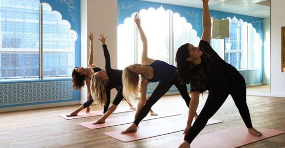 Tantris Yoga Studio – LA Weekly