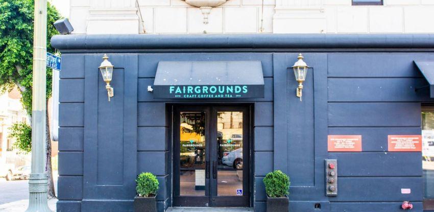 Fairgrounds Coffee – Eater LA