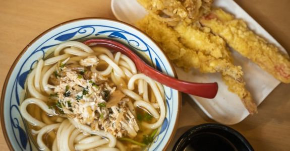 Marugame Udon's first Orange County location has grand opening Saturday at South Coast Plaza – LA Times