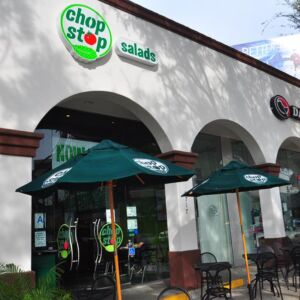 CHOP STOP WEHO